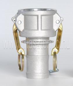 Alumínium Kamlok