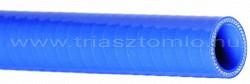 Kék szilikontömlő